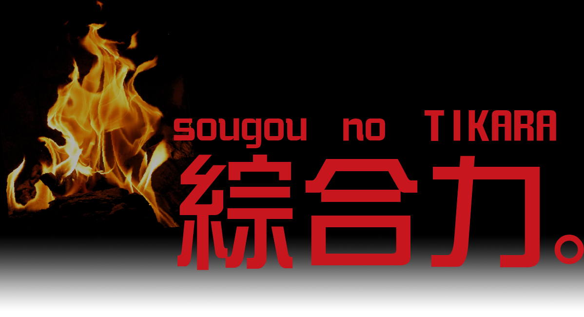 sougou no TIKARA綜合力。